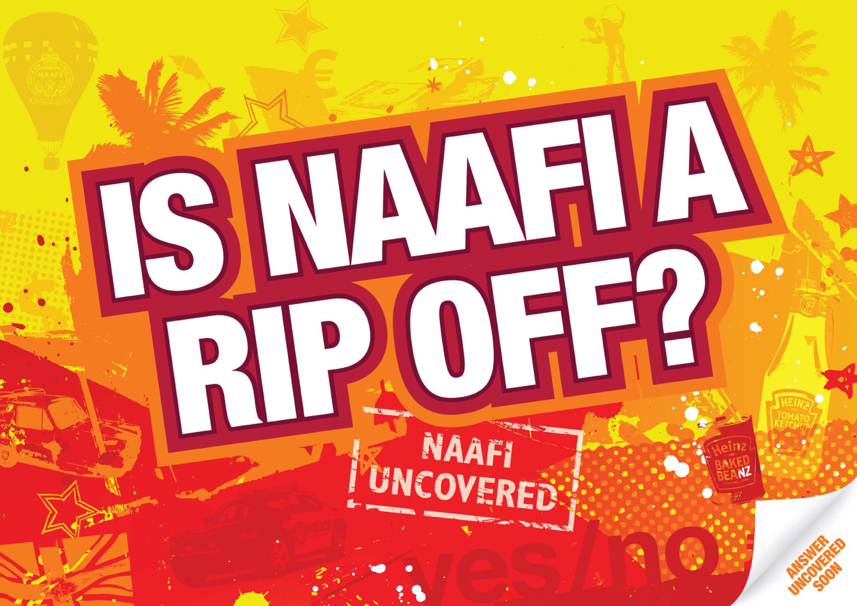 Is NAAFI a Rip-off
